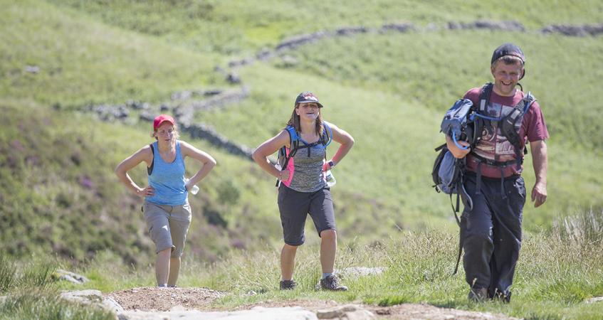 Ty Hafan 3 Peaks Challenge